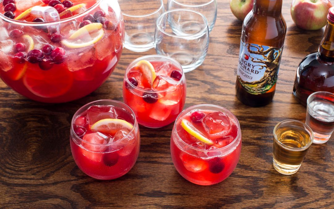Angry Orchard's – Angry Cauldron Cocktail