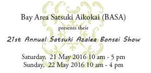 BASA 21st Date
