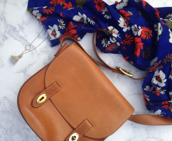 The Fossil Austin Large Flap is the best purse I ever bought.