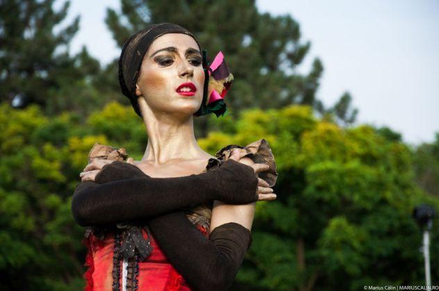 Dansatoarea de tango
