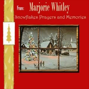 Snowflakes Prayers and Memories