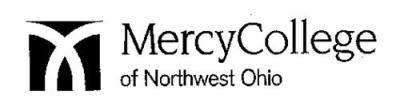 MERCY COLLEGE OF NORTHWEST OHIO Trademark of Mercy College ...