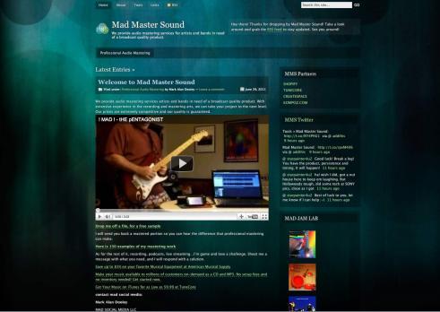 MAD Master Sound