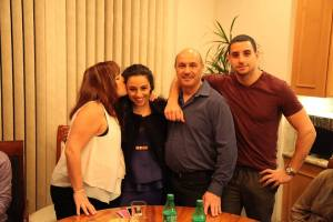 ashley and family