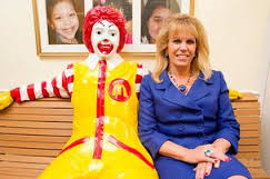 sandy and ronald