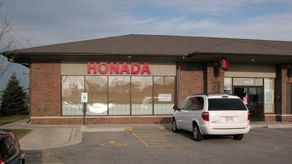 Honada Sushi and Hibachi restaurant, Kenosha, Wisconsin