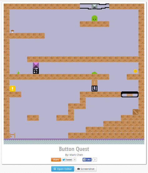 Button Quest