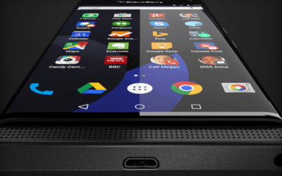 BlackBerry reportedly developing an Android smartphone