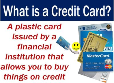 What is a credit card? How do they work? - Market Business News