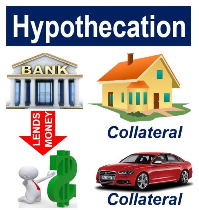 What is hypothecation? Definition and meaning - Market Business News