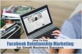 Facebook relationship marketing