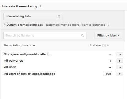 remarketing-lists