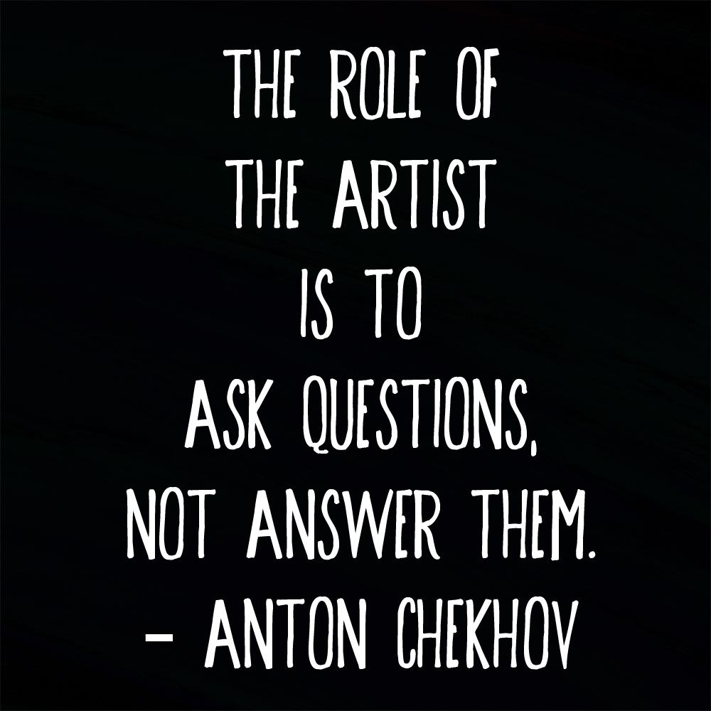 Chekhov Gun Quote Anton Chekhov Quote Art