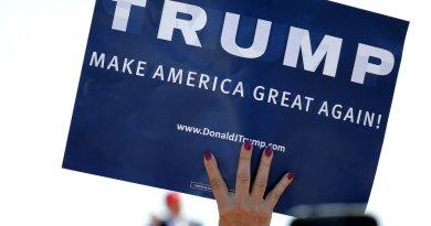 Donald Trump Proposes Racist National Gun Control Program