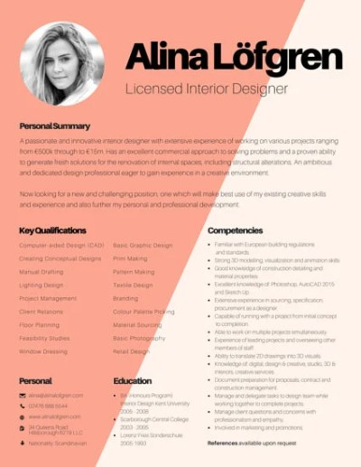 Professional Resume Templates - Canva