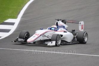 GP3 at the 2016 British Grand Prix