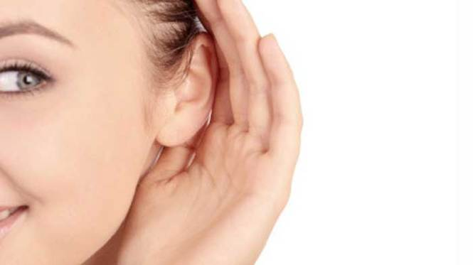 It sounds like you are using cotton swabs (what we call Q-tips) to clean out your ears 1