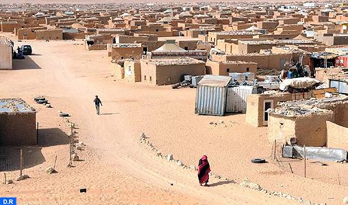 Le polisario oblige les populations de Tindouf à vivre dans des conditions inhumaines