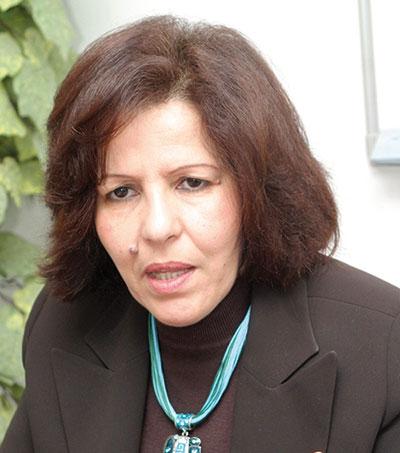 Bahia Amrani, grand calibre de la scène médiatique marocaine