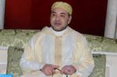 SM le Roi adresse des messages de félicitations aux chefs d'Etat des pays islamiques à l'occasion de l'Aïd Al-Fitr