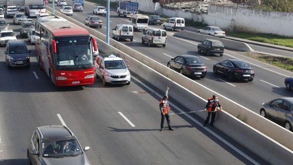ADM: Hausse du trafic autoroutier de 7,2% en 2016
