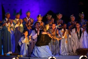 La musique hassanie à l'honneur à la fête de l'humanité en banlieue parisienne