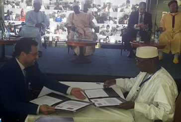 Signature à Bamako d'un accord de partenariat entre la FENELEC du Maroc et la FENEM du Mali