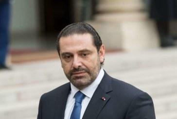 Liban: Saad Hariri va rencontrer Abdel Fatah al-Sissi au Caire
