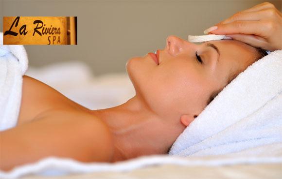 Soins du Visage Institut Vert spécifiques selon la nature de votre peau à seulement 149dhs chez La Riviera Spa!