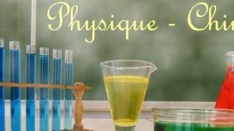 cours de Physique / Chimie