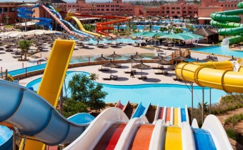 AquaFun Marrakech pour 2 adultes + enfant -12ans en all inclusive à 1160 dh ttc