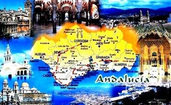 Tour Andalousie
