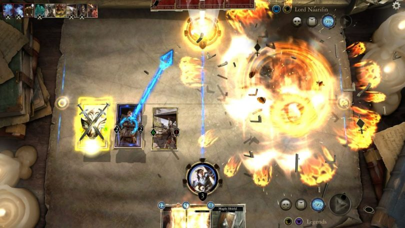 match finish explosions