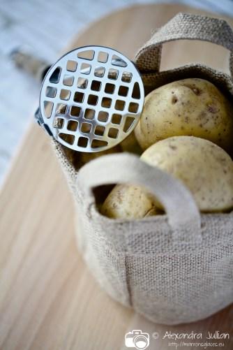 Pomme de terre rôties