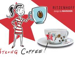Ritzenhoff Designs by Marsden