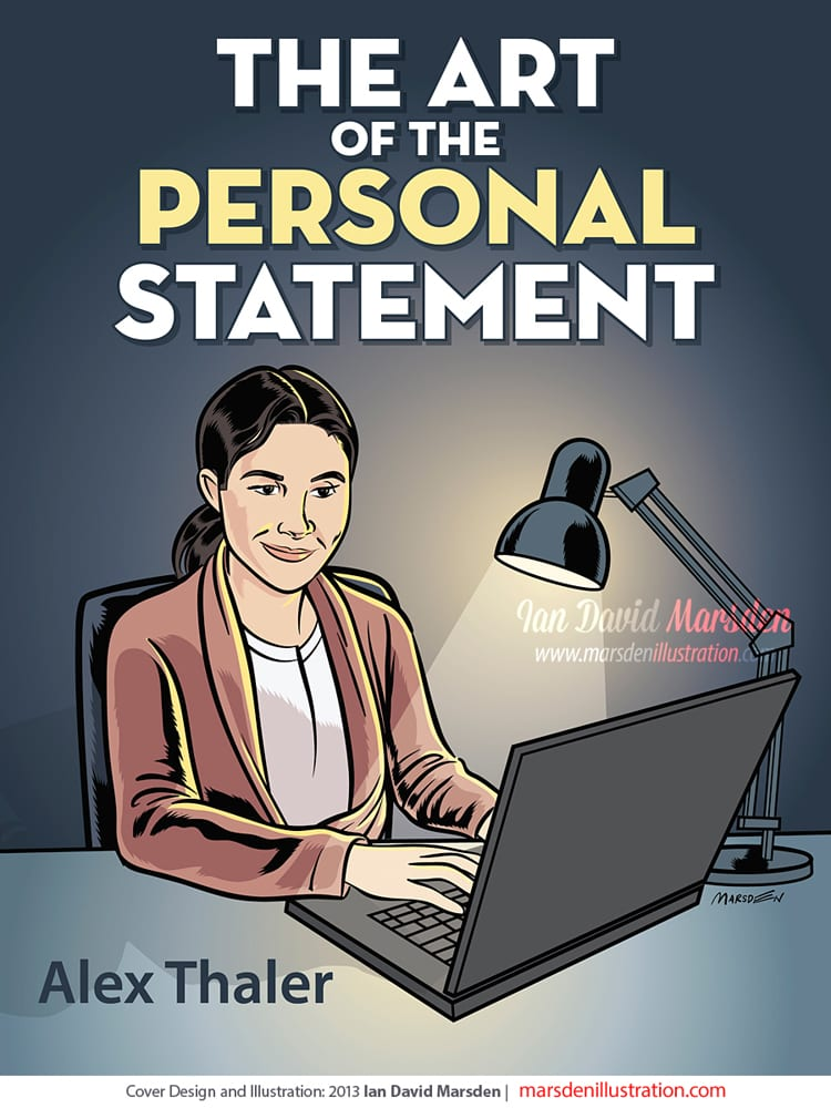 Book Cover Design: The Art of the Personal Statement by Alex Thaler