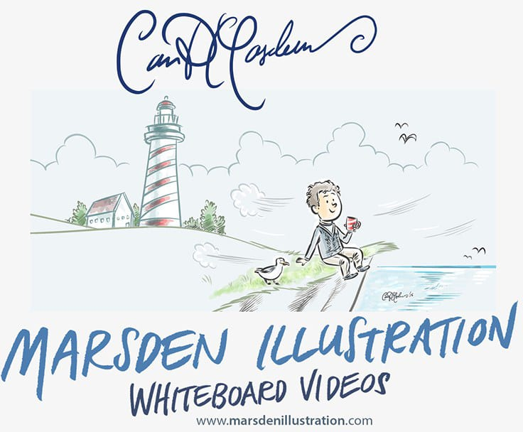 Custom Whiteboard Explainer Video Production for YOUR company