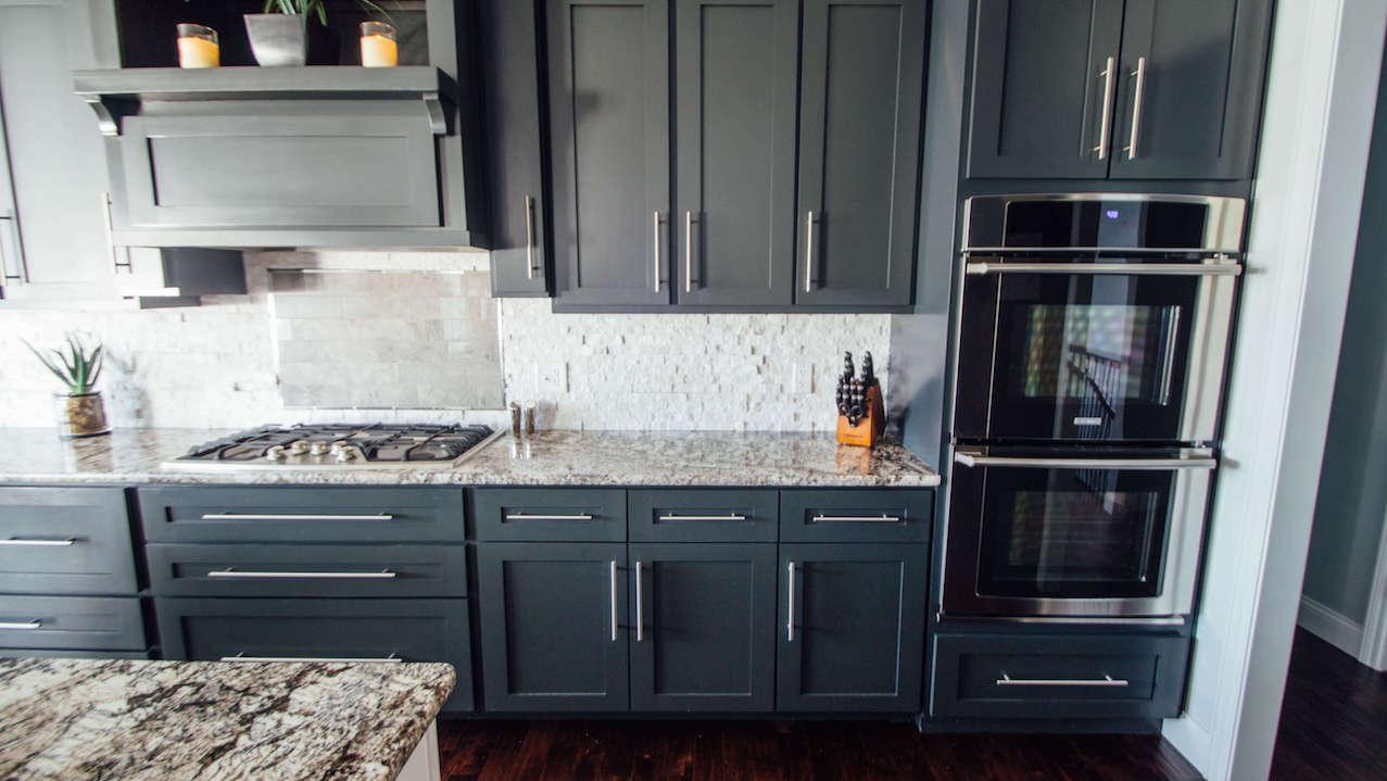 Kitchens. Marshalls Cabinets