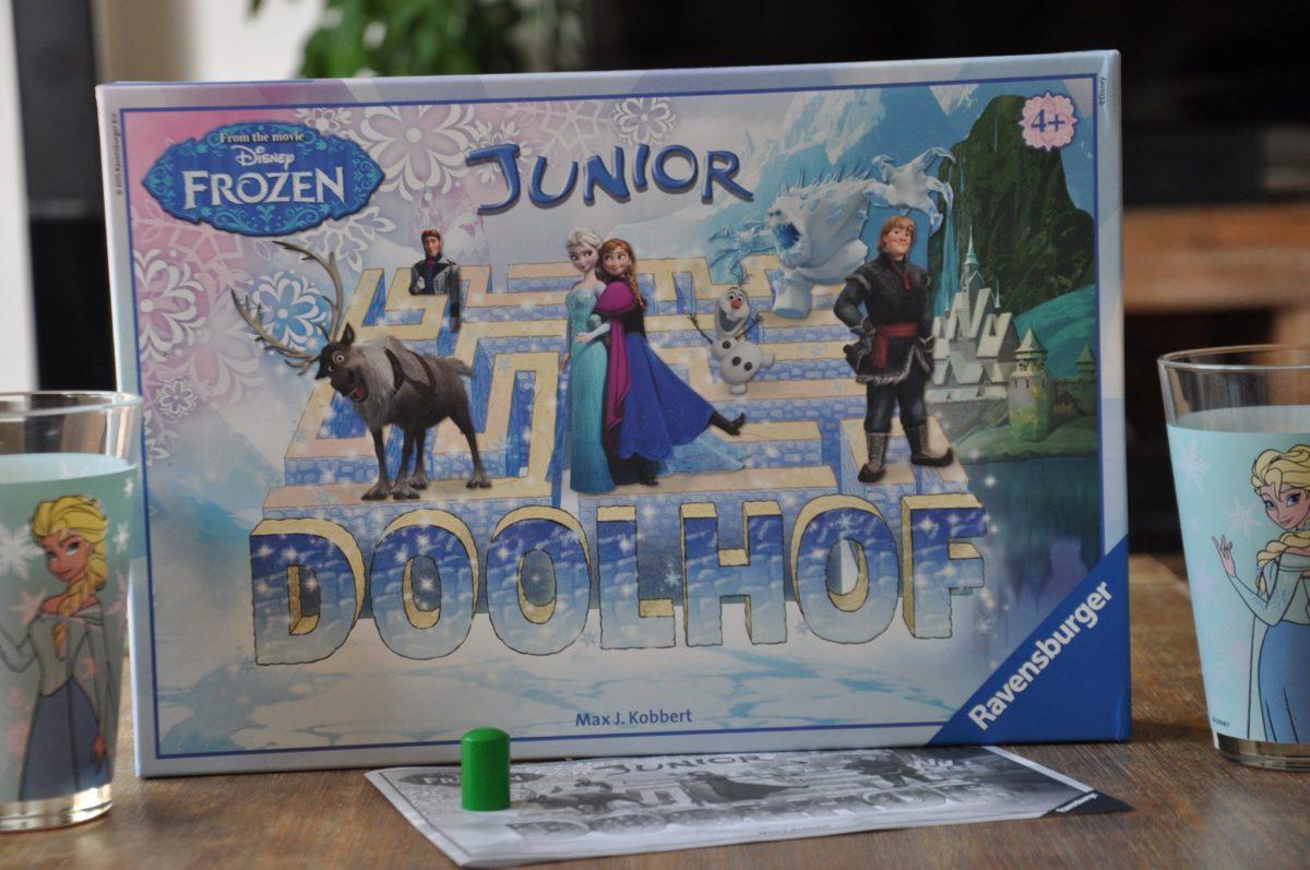 Getest: Frozen Doolhof Junior + winactie