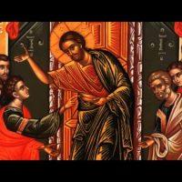 Trupul Mântuitorului după Înviere