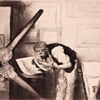 Arta ca monument al despărțirii omului de Dumnezeu (II)