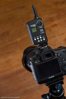 Godox Wireless Power Control Flash Trigger FT-16S for Godox VING V850