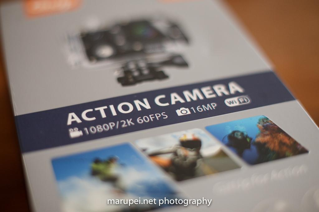 アクションカメラ GitUp Git2 (1/?)