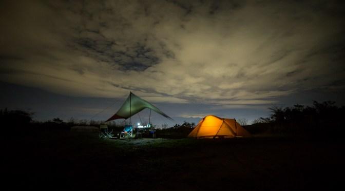 高ボッチ高原キャンプ