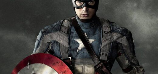 Chris Evans Captain America