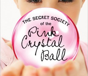 Pink Crystal Ball Book