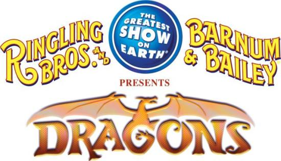Ringling Bros. and Barnum & Bailey Circus presents Dragons
