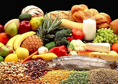 eat foods high in antioxidants