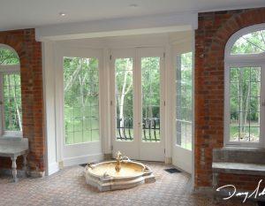 Parry Mansion finished room