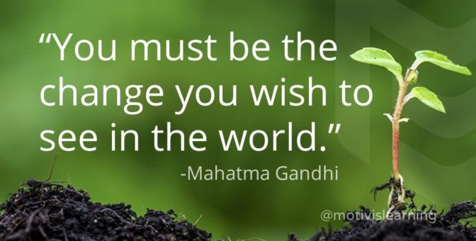 3 Simple Behaviors That Can Change The World